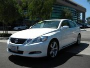 Used 2008 Lexus GS 350 Sedan 4D