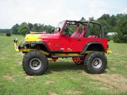 jeep wrangler 1995 Jeep Wrangler