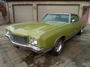 1971 Chevrolet 1971 - Chevrolet Monte Carlo