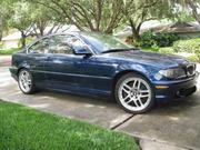 2005 bmw BMW 3-Series Base Coupe 2-Door