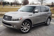 2012 Infiniti QX56 NO RESERVE ON THE NICEST QX56 AWD AROUND MUST SEE!